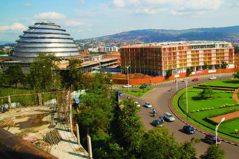 1 day Kigali walking tour